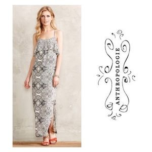 Vanessa Virginia Fliese Tiered Maxi Dress